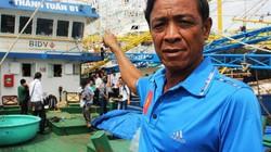 """Ngư dân chưa thể đưa tàu 67 đi sửa chữa vì máy """"dỏm""""… lại trở chứng"""