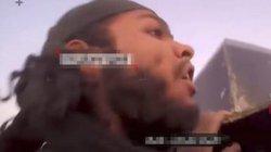 Chiến binh IS khóc thét vì bị xe tăng săn đuổi