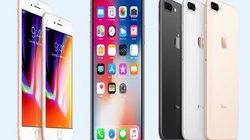"""NGHỊCH CẢNH: iPhone X chưa hết """"nóng"""", iPhone 8 vẫn đìu hiu"""