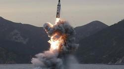 """Mỹ """"to mồm"""" nhưng chẳng thể bắn hạ được tên lửa Triều Tiên"""