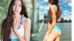 Bí mật thân hình siêu tưởng của kiều nữ Việt đang gây sốt tại Canada