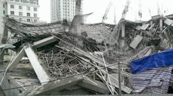 Thông tin mới nhất vụ sập công trình xây trường mầm non ở Hà Nội