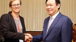 Đại diện Đức khẳng định tiếp tục hợp tác chặt chẽ với Việt Nam