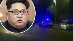 """Đại sứ quán Triều Tiên báo động vì """"vật thể lạ"""""""
