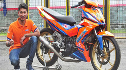 Gợi ý độ Honda Winner 150 thành xe đua cho dân chơi Việt