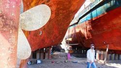 Cảnh tượng kinh hoàng từ 5 con tàu 67 đóng bằng thép dỏm Trung Quốc