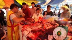 Lễ hội chọi trâu Đồ Sơn: Trong sới - trâu vẫn chọi, ngoài sới - trâu thua bị xẻ thịt bán