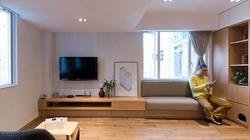 Thiết kế siêu thông minh biến căn nhà nhỏ trở nên rộng rãi hơn hẳn