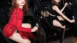 """Hoàng Thùy Linh xứng danh """"đệ nhất mỹ nữ"""" với khoảnh khắc xuống xe siêu đẹp"""