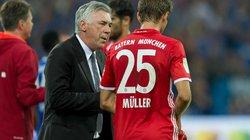 """Chủ tịch Bayern Munich tiết lộ 5 cầu thủ """"làm phản"""" hạ bệ HLV Ancelotti"""