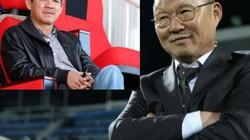 """HLV Park Hang Seo đúng """"chuẩn"""" bầu Đức muốn"""