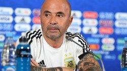 Bị loại khỏi World Cup 2018, HLV ĐT Argentina từ chức?