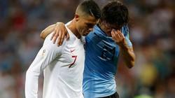 Uruguay trả giá cực đắt cho chiến thắng trước Bồ Đào Nha