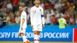 Bồ Đào Nha bị loại, Ronaldo nối dài thành tích siêu tệ