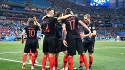 """Thắng Đan Mạch trên loạt """"đấu súng"""", Croatia gặp Nga ở tứ kết"""