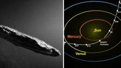 UFO hình điếu xì gà bất ngờ tăng tốc khiến dân mạng đau đầu