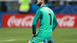 "World Cup 2018: De Gea chỉ là ""con hổ giấy""?"