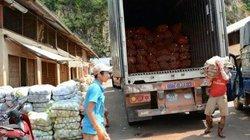 """Nông sản siêu rẻ Trung Quốc đổ về rầm rộ, """"đội lốt"""" nông sản Đà Lạt"""