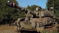 """Israel """"lên gân"""" trước quân đội Syria tại Cao Nguyên Golan"""