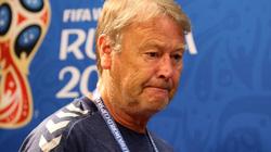 """HLV Đan Mạch nói gì khi thua Croatia trên loạt """"đấu súng"""""""