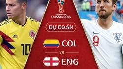 Xem trực tiếp Colombia vs Anh trên VTV3