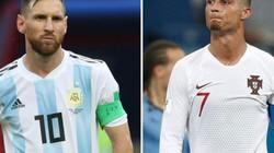 Vì Messi và Ronaldo, một cặp vợ chồng... ra tòa ly dị