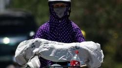 Nắng nóng kỷ lục tại Hà Nội