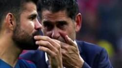 Diego Costa biết trước Koke đá luân lưu trước ĐT Nga