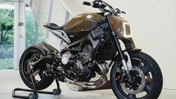 """Yamaha XSR900 Alter: Chiếc xe """"phá vỡ truyền thống"""" thiết kế và công nghệ"""