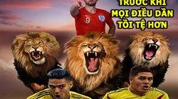 ẢNH CHẾ WORLD CUP (4.7): Harry Kane khiến Colombia phải bỏ chạy