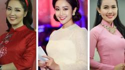 Ngây ngất ngắm dàn nữ BTV xinh đẹp lọt đề cử VTV Awards 2018