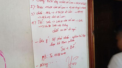 Phát hiện lạ trong căn nhà còn lại của trùm ma túy Nguyễn Văn Thuận