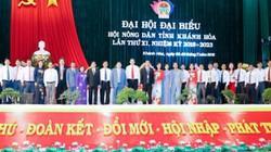 Đại hội Hội ND tỉnh Khánh Hòa: Tham gia tái cơ cấu NN và xây dựng NTM