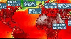Báo động đợt nắng nóng kỷ lục chưa từng thấy ở khắp nơi trên thế giới