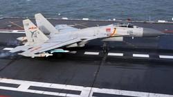 """TQ gấp rút phát triển tiêm kích hạm mới thay thế """"thảm họa J-15"""""""