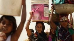 Nắng nóng kỷ lục, phụ nữ Ấn Độ không dám uống nước vì... sợ bị xâm hại