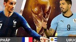 """Nhận định, dự đoán kết quả Pháp vs Uruguay (21h00 ngày 6.7): """"Gà trống Gaulois"""" gáy vang"""