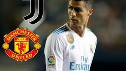"""CHUYỂN NHƯỢNG (6.7): M.U """"phá đám"""" Juventus vụ chiêu mộ Ronaldo"""