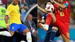 Phân tích tỷ lệ Brazil vs Bỉ (1h00 ngày 7.7): Tưng bừng bàn thắng
