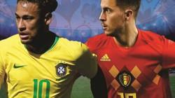 Xem trực tiếp Brazil vs Bỉ trên VTV3