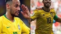 Nhận định tỷ lệ phạt góc Brazil vs Bỉ (1h00 ngày 7.7)