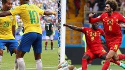 Nhận định tỷ lệ thẻ vàng Brazil vs Bỉ (1h00 ngày 7.7)