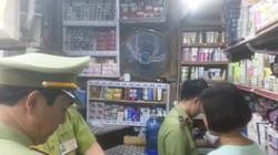 Hà Nội: Vừa thu giữ hơn 2.000 TPCN, mỹ phẩm, dược phẩm