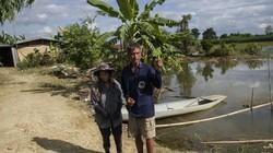 Nông dân Thái lan chấp nhận mất mùa để cứu đội bóng kẹt trong hang