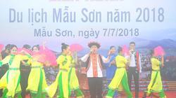 Khai mạc Liên hoan Du lịch Mẫu Sơn 2018