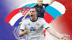 Phân tích tỷ lệ Nga vs Croatia (1h00 ngày 8.7): Kịch bản khan hiếm bàn thắng
