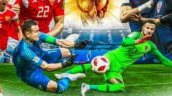 Xem trực tiếp Nga vs Croatia trên VTV3