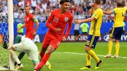 Clip bàn thắng: Anh tiễn Thụy Điển về nước với tỷ số 2-0