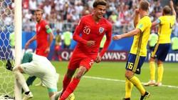 Thắng dễ Thụy Điển, ĐT Anh giành vé vào bán kết