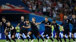"""Thắng """"đấu súng"""", Croatia gặp ĐT Anh ở bán kết World Cup 2018"""
